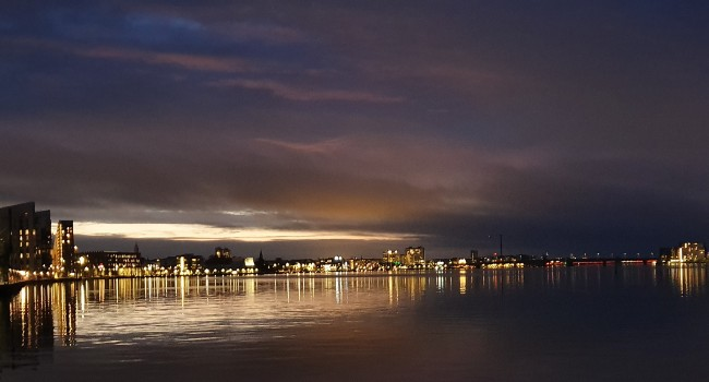 Aalborg by Night